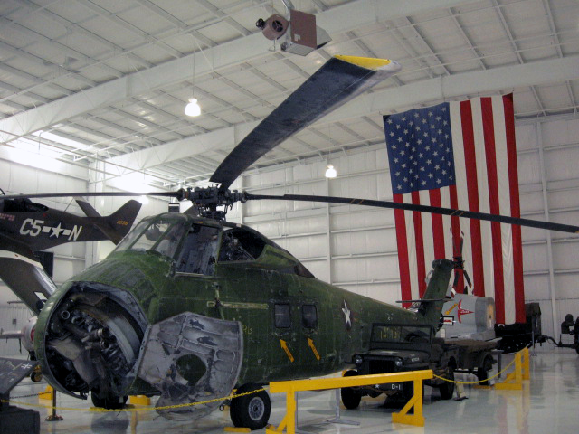 Tennessee Museum of Aviation - Helicopter