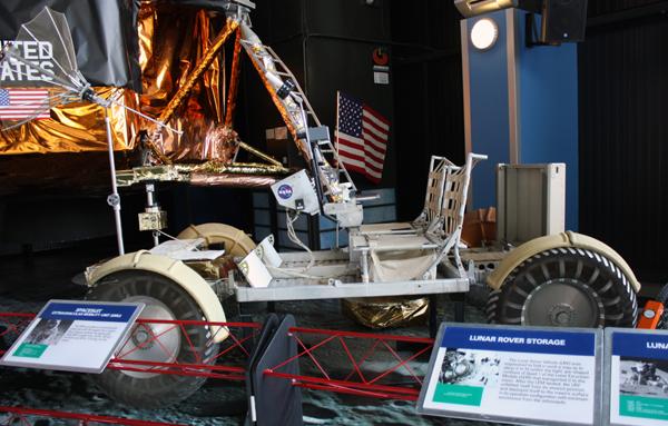 lunar space rocket - photo #32
