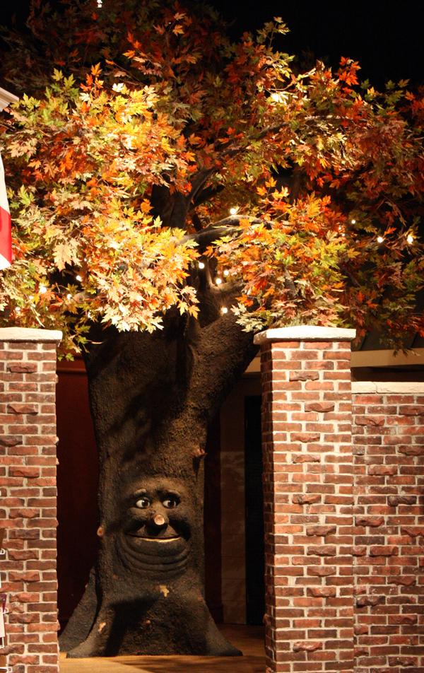 Earlyworks Museum - Storytelling Tree