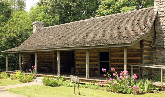 Burritt Museum - Smith-Williams House