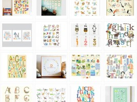ABC Etsy Treasury