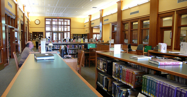 Libary Research