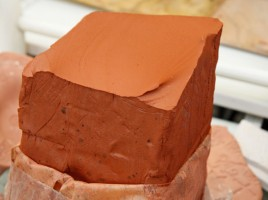 Laguna Red Calico Clay