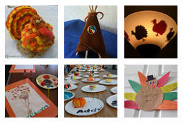 Autumn Crafts Flickr Gallery