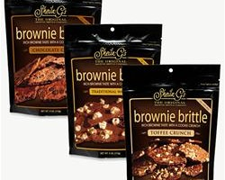 Brownie Brittle Sampler Giveaway