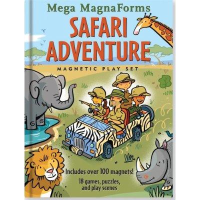 Safari Adventure Magnetic Playset Giveaway