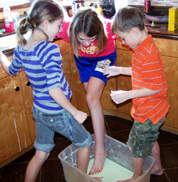 Kids and Science Goo by GoodNCrazy on Flickr