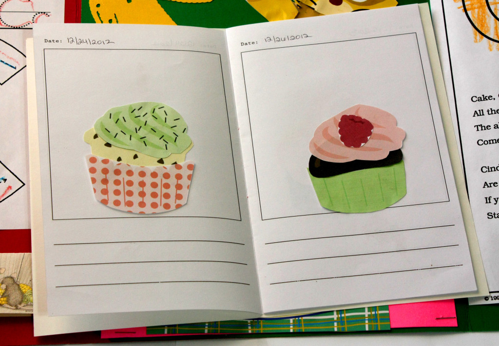 Letter C Lapbook mini book Mr Printables