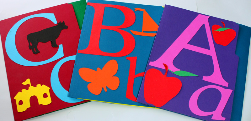 Letters ABC Lapbooks