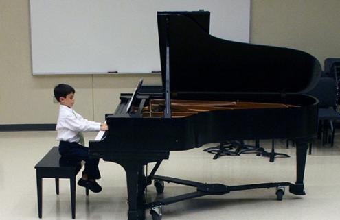 Piano by woodleywonderworks