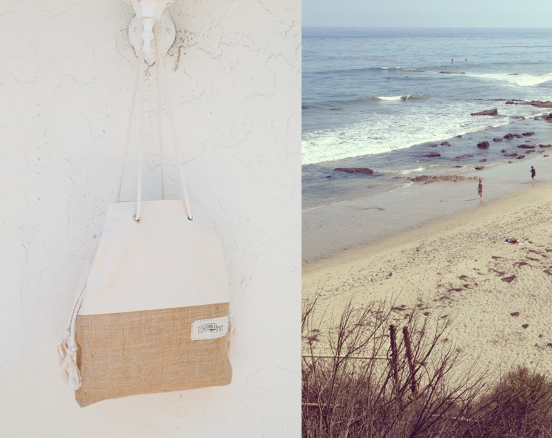 Handcrafted Tote Bag by Tasha Chapman