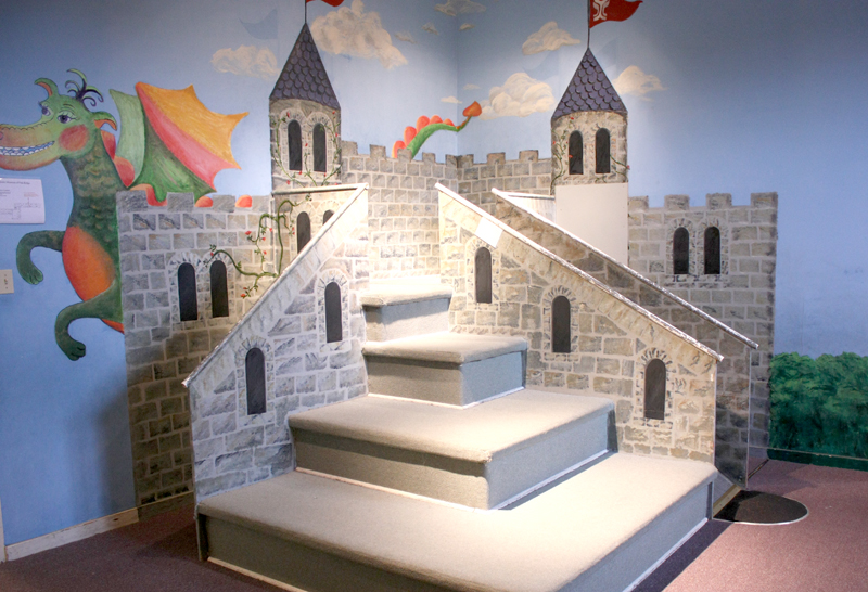 Oak Ridge Childrens Museum Castle