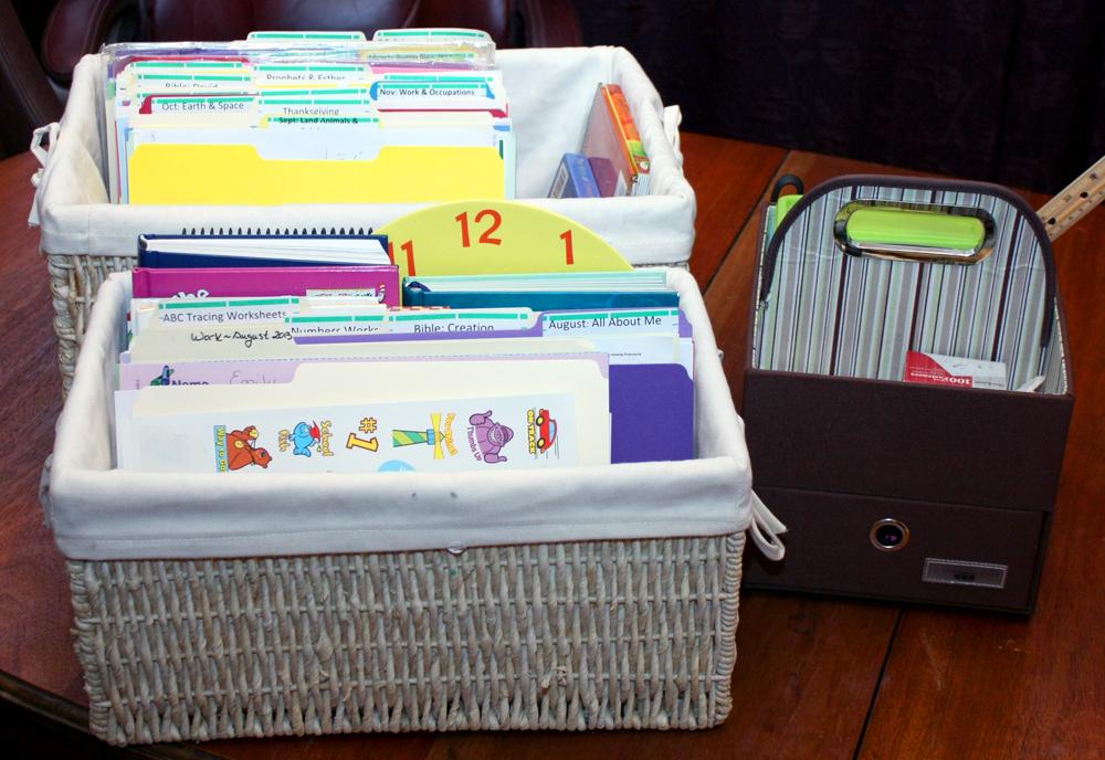 Preschool Organized