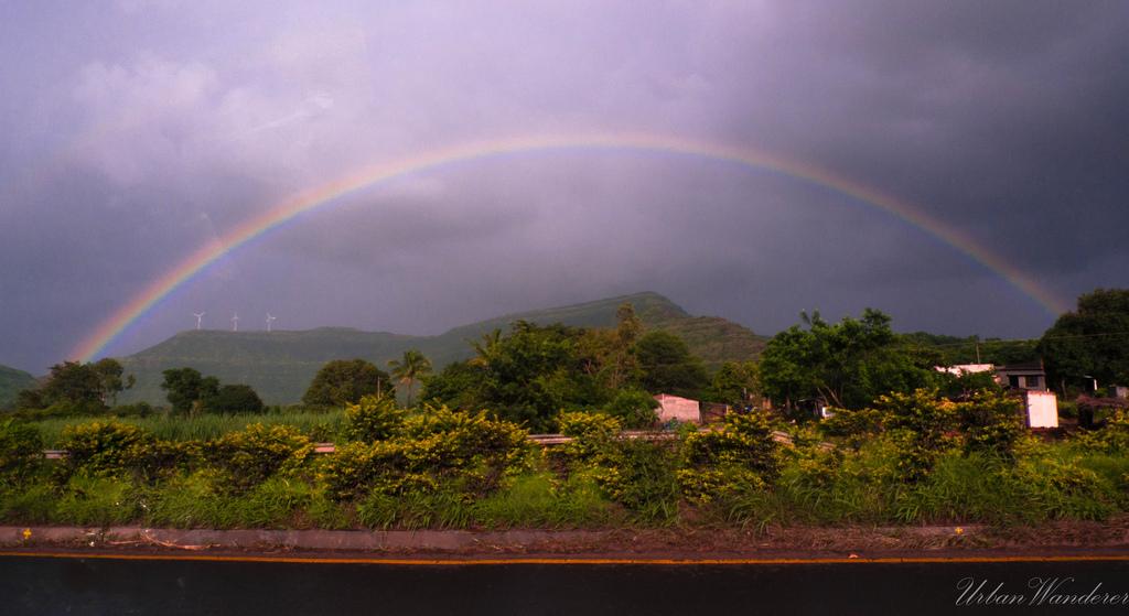 Rainbow by UrbanWanderer on Flickr