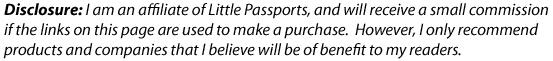 Little Passports Disclosure