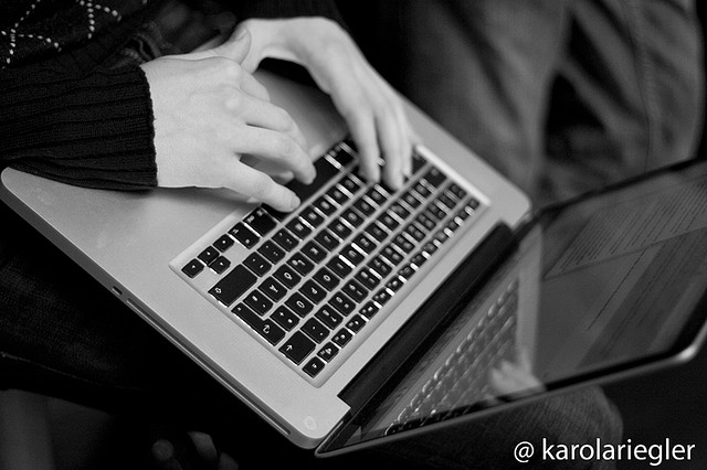 Laptop by karola riegler photography on flickr