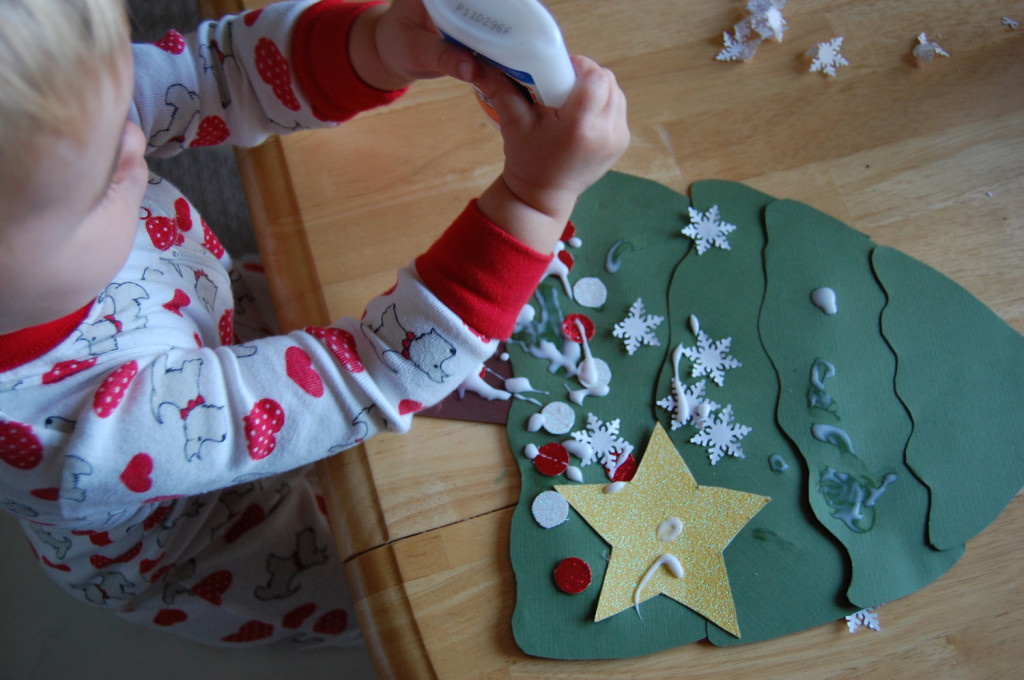 Little Hands Crafts Christmas Tree