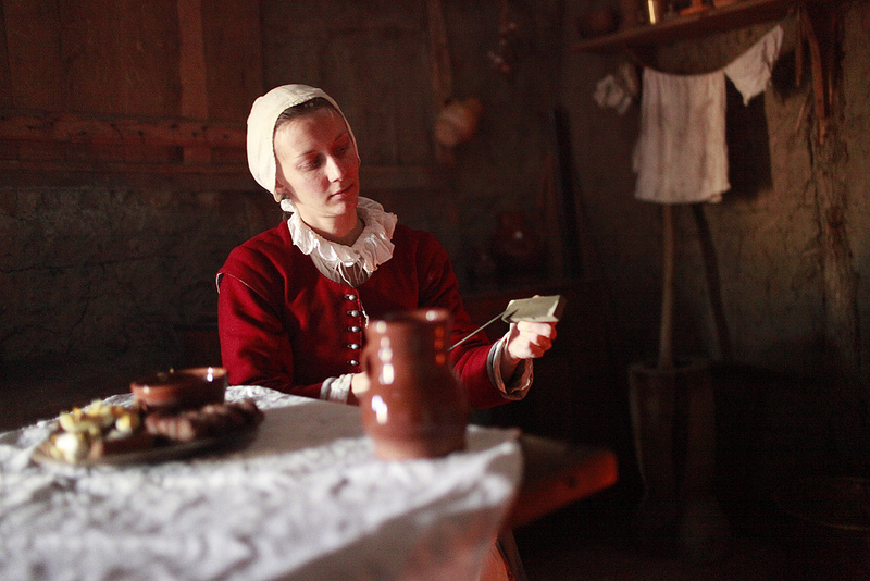 Plimoth Plantation by Massachusetts Office of Travel and Tourism