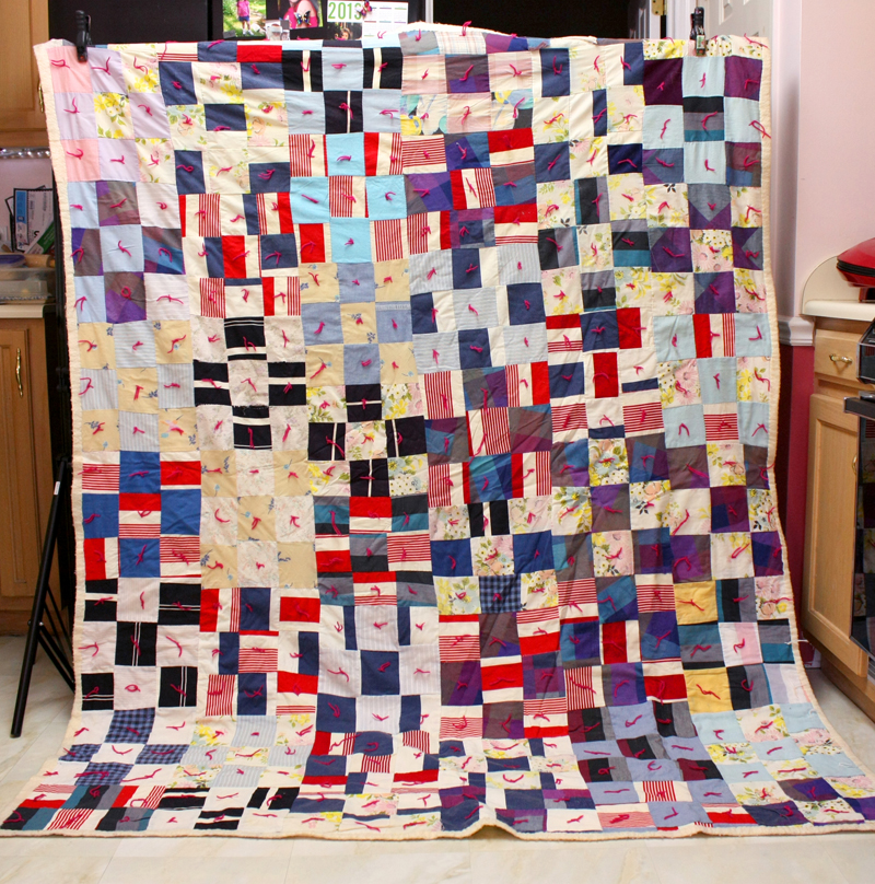 Yes Backdrop stand Quilt