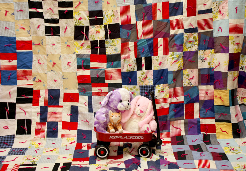Yes backdrop blanket wagon