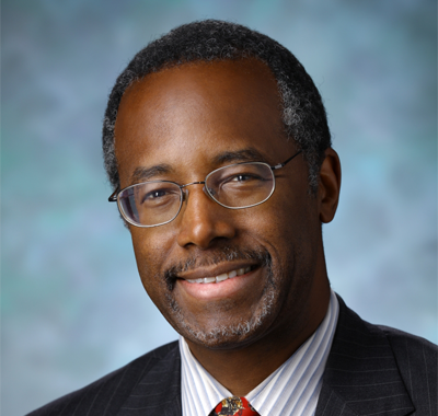 Dr. Ben Carson 400x380