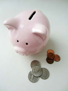 Piggy Bank by 401K on flickr