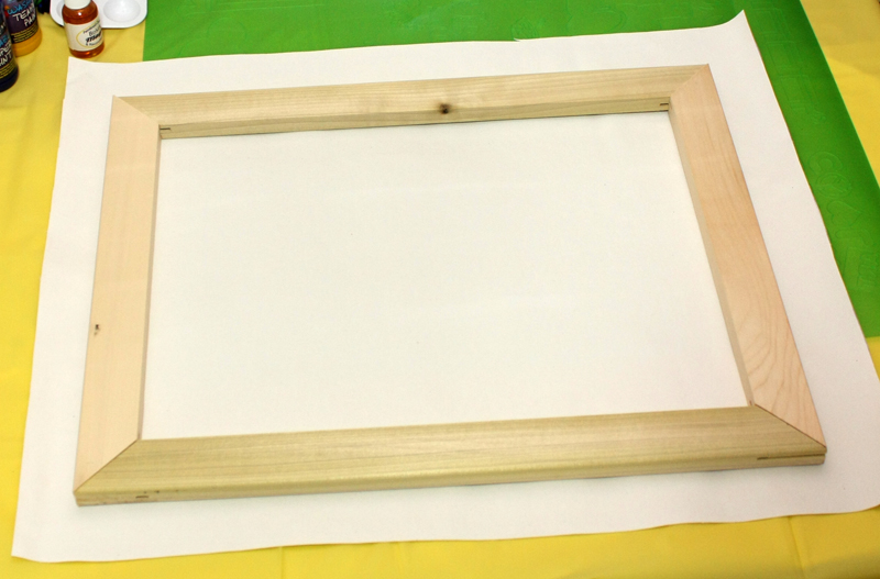 SuperCool Art Kit Frame
