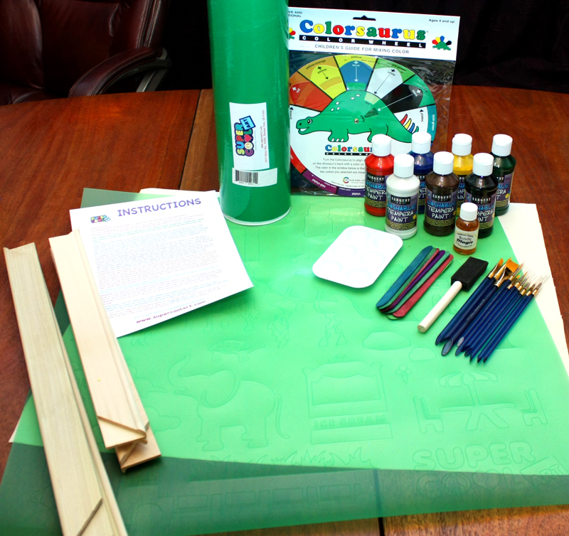 SuperCool Art Kit