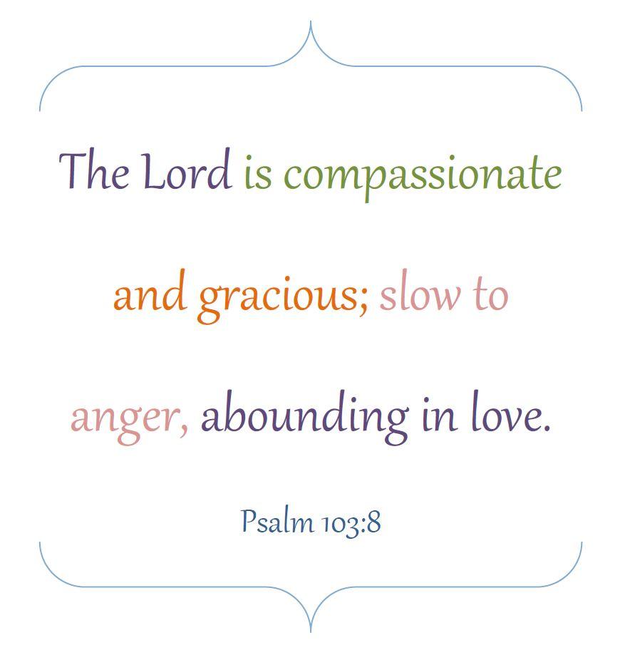Psalm 103_8