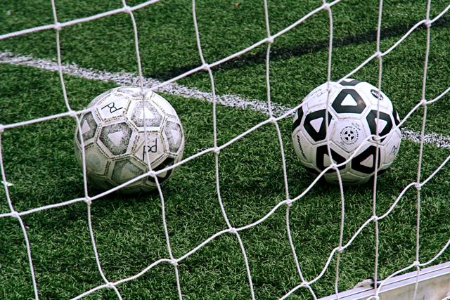 Soccer Balls by stevendepola on flickr