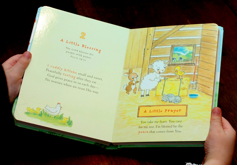 Really Woolly 12 Little Blessings Book 2