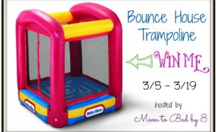 Bounce House Giveaway Button