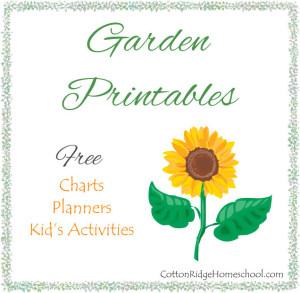 Garden Printabels Button 2