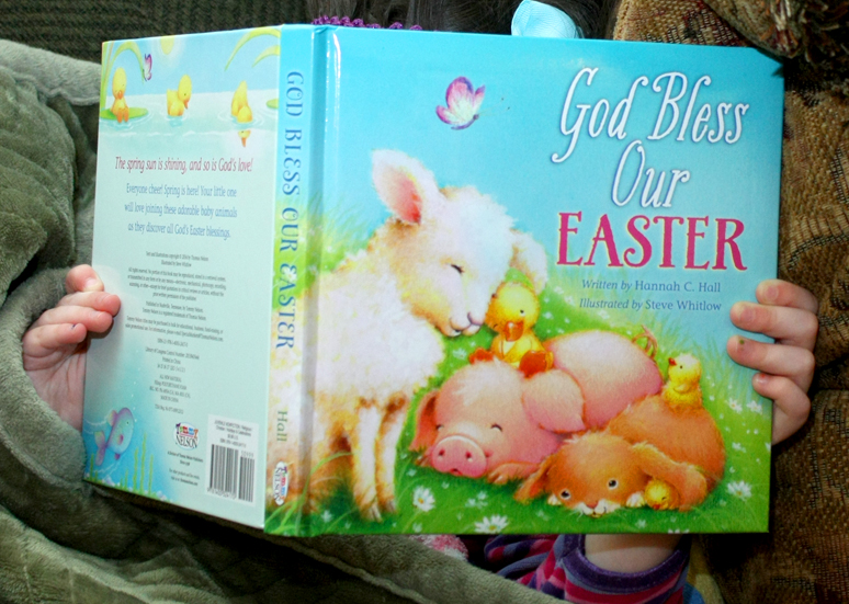 God Bless Out Easter
