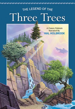 Legend of the Three Trees DVD