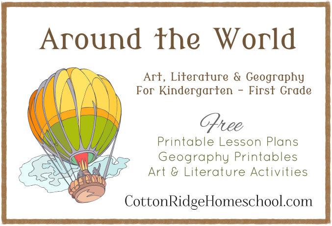 Around the World in 28 Weeks Kindergarten Feature OK