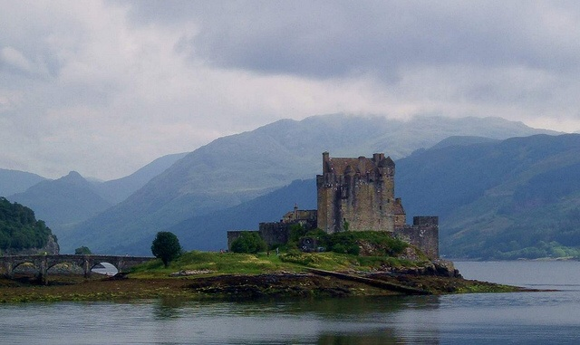 Eilean Donan Castle in Scotland by conner395 on flickr.com