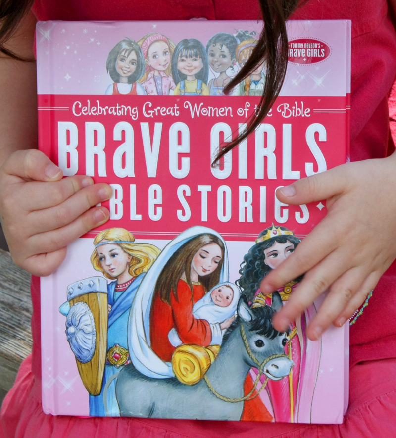 Brave Girls Bible Stories