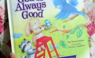 God is Always Good Book Cover