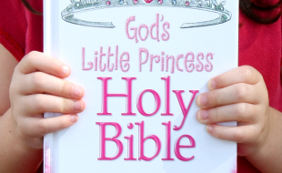 Gods Little Princess Bible Sheila Walsh