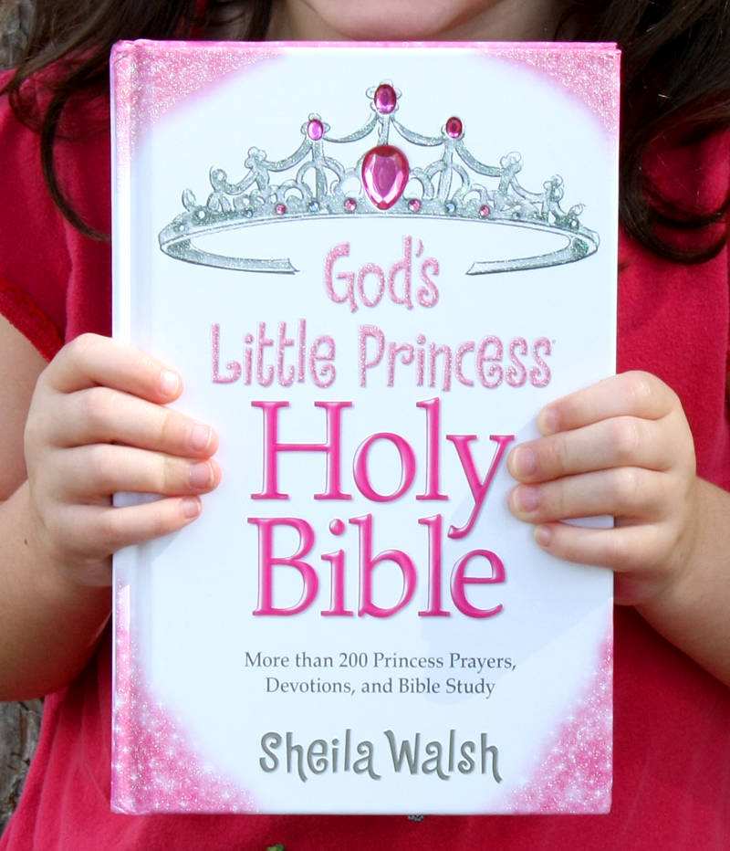God S Little Princess Holy Bible Review