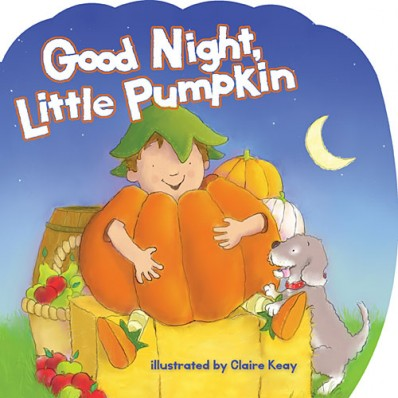 Good Night Little Pumpkin Thomas Nelson Book