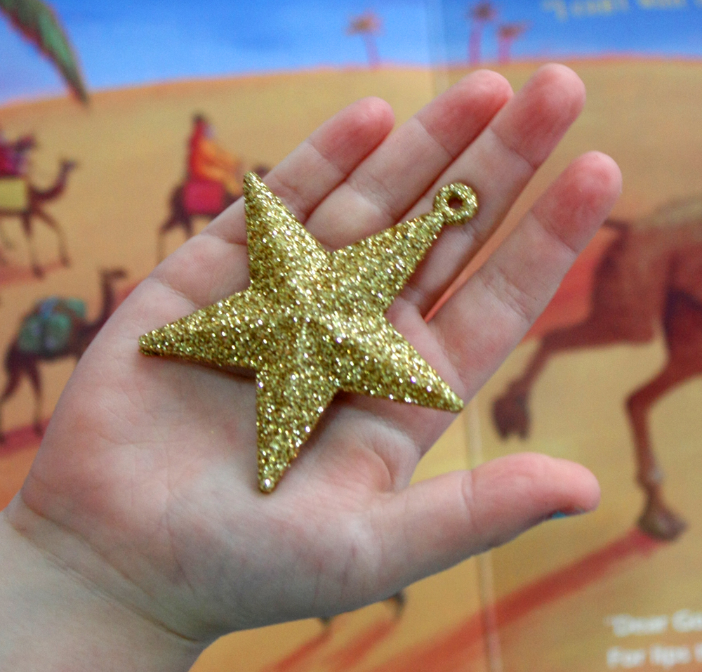 A Star For Me Ornament