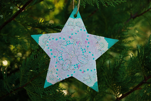 Christmas Ornament by AForestFrolic on flickr
