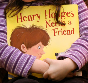 Henry Hodges Needs A Friend Cover