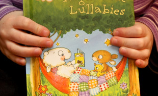 Really Woolly Nighttime Lullabies Cover