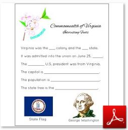 Virginia Interesting Facts