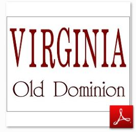 Virginia Old Dominion Signs