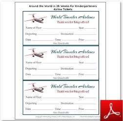 Wonderful Airline Ticket Template Free Ideas Printable Fake Airline Tickets