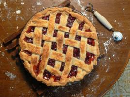 Cherry Pie by Benny Mazur on flickr